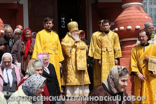 Воскресенкий Германовский собор. 19.06.2011.