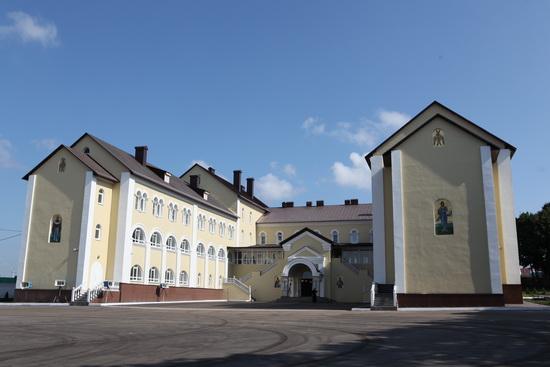 Миссинерско-паломнический центр в Иоанно-Богословском Макаровском монастыре