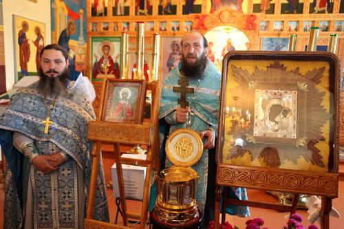 Покровский храм. Павловка