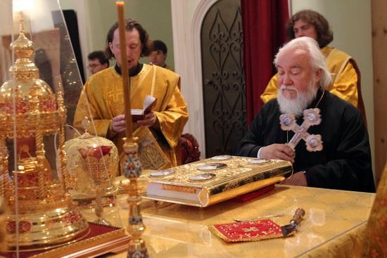 22 июня 2011года Воскресенский Германовский храм