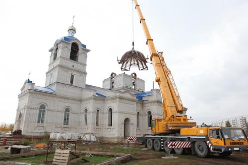 12 октября 2011. Никольский храм Настоятель Григорий Катрук